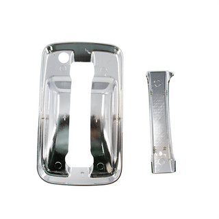 ISUZU 700P OUTSIDE HANDLE FRRME(CHROME)