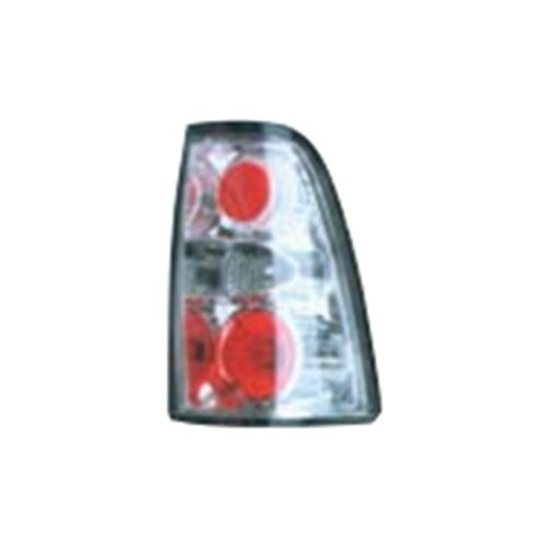 CRYSTAL TAIL LAMP BLACK RIM