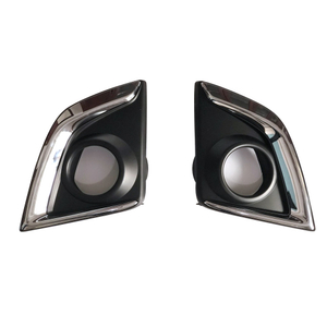 HOT SALE FOG LAMP COVER (CHROME) FOR ISUZU DMAX2017
